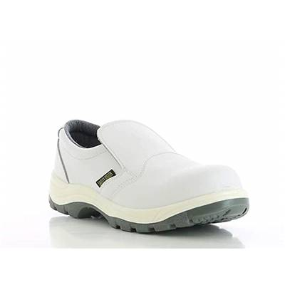 Mocassins blancs cuir X0500 Agro-alimentaire - SAFETY JOGGER - 35 à 47