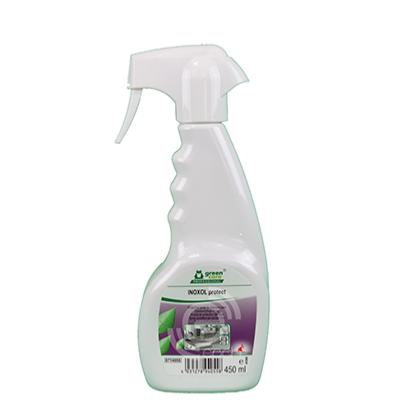 Nettoyant inox - INOXOL protect - GREEN CARE - Spray de 450ml